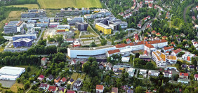 Beutenberg-Campus Jena.Foto: http://www.service.uni-jena.de