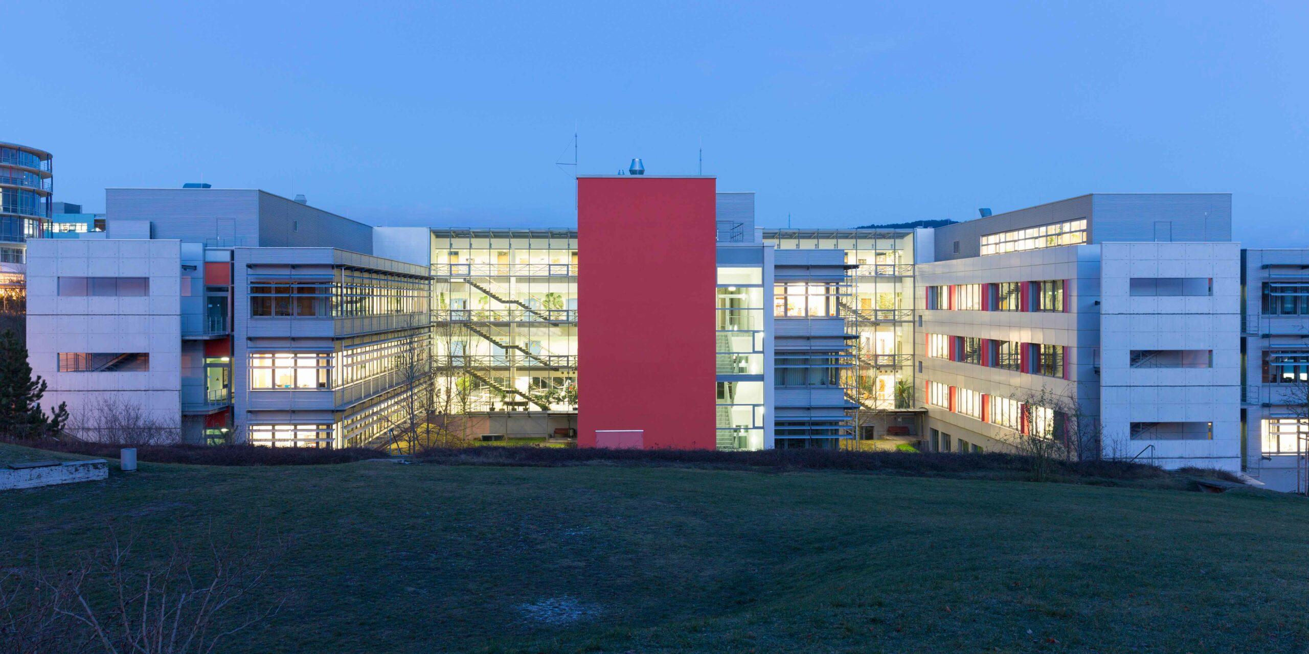 Leibniz-Institut für Photonische Technologien in Jena. Foto: Sven Döring/ Leibniz-IPHT